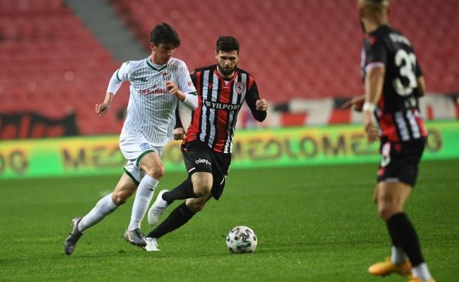 Bursaspor'dan Ümit Millilere 2 Futbolcu