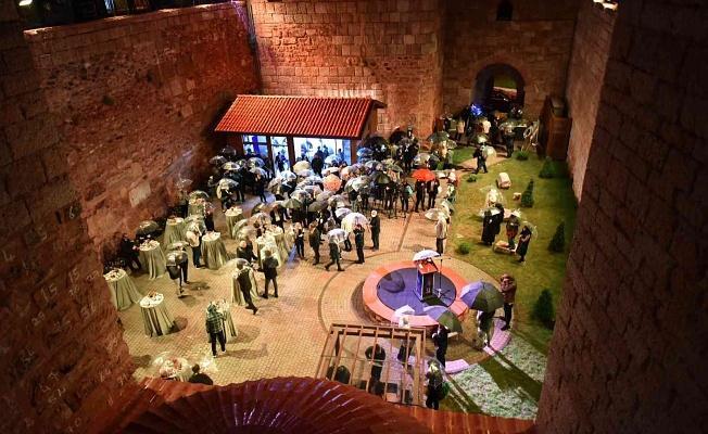 Bursa'da Tarihi Zindan Sanata Açıldı