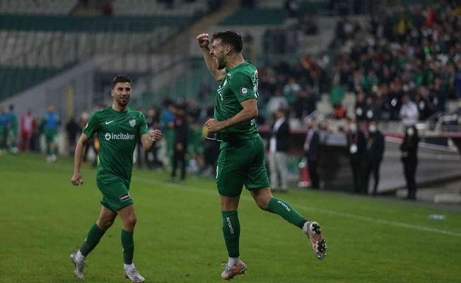 Bursaspor Rahat Kazandı