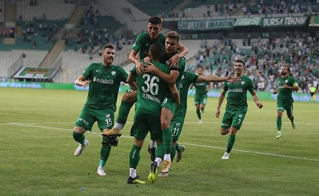 Bursaspor'un Rakibi Ceyhanspor