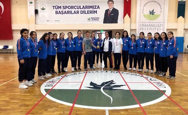 Osmangazi Belediyespor 2. Ligte