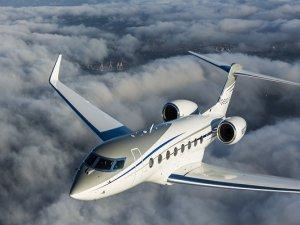 Gulfstream G650ER'den yeni dünya rekoru