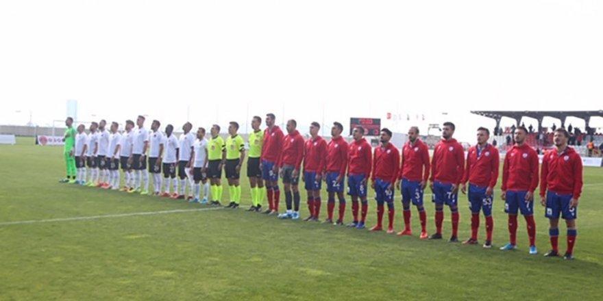 Tff 1. Lig: Ümraniyespor: 4 - Altınordu: 0